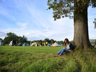 camping wald von fouesnant